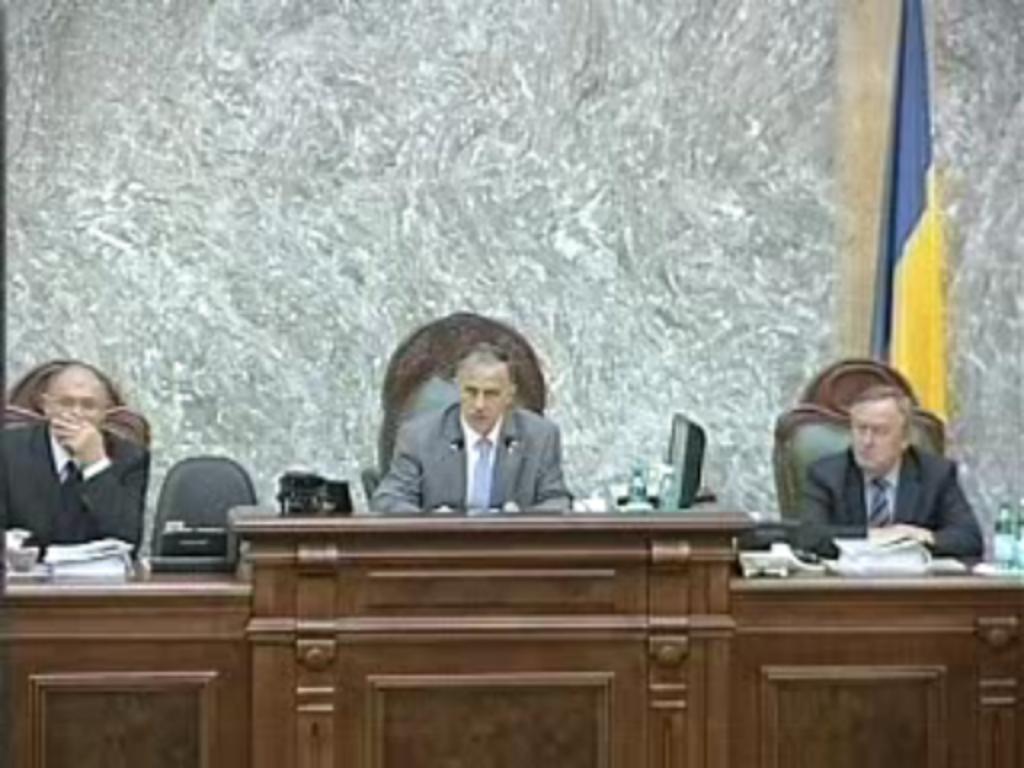 Prezidiul sedintei din data de 15-09-2010