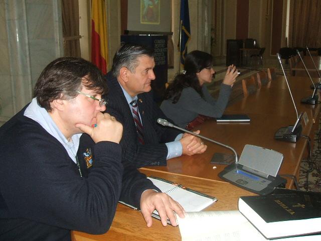Cristi Tepes, deputat Mircea Lubanovici
