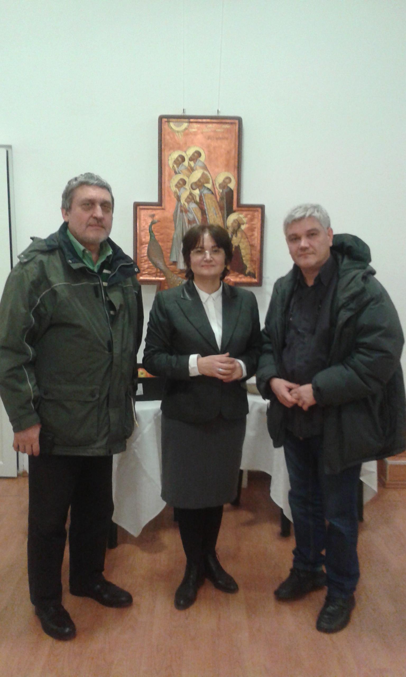 Gheorghe Anghelescu, Elena Murariu, Silviu Despa